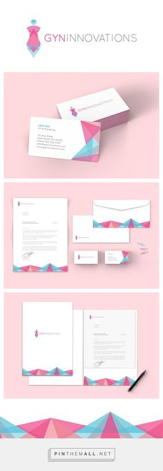 GYN Innovations on Behance | Fivestar Branding – Design and Branding Agency & Inspiration Gallery