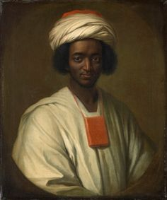 The eighteenth century portrait of Ayuba Suleiman Diallo is the earliest known British portrait of a freed black slave and an African muslim in the history of British Art. Painted by William Hoare in1733.