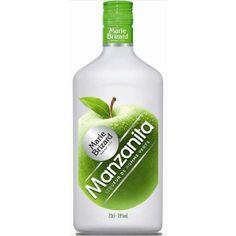 Manzana : Liqueur de pomme verte