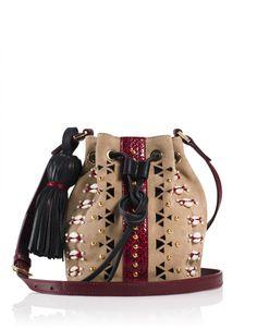 Elixir Bucket Bag - Designer Handbags | Tamara Mellon