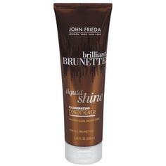 Condicionador Brilliant Brunette Liquid Shine Illuminating (Brilho Iluminado)  John Frieda