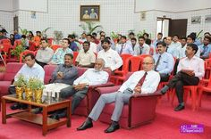 """KIAMS organizes a highly engaging conclave to inform students about the latest in Management education; the event kicks off the Silver Jubilee year events in style >> Kirloskar Institute of Advanced Management Studies recently held a conclave focused on taking the Management Education experience to the next level for the benefit of its students. """"Attitude Skills and Knowledge (ASK) and employer's expectations on skills and employability"""" >> #KIAMS #KIAMSEvents #KIAMSNews #KIAMSSIP #MBA"""