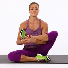 Fitness Tips : Sit, Then Stretch: 4 Pain-Relieving Moves For Your Glutes Post Workout Stretches, Hip Stretches, Stretching, Sciatica Stretches, Sciatica Relief, Thigh Exercises, Cardio Workouts, Fitness Exercises, Fitness Tips