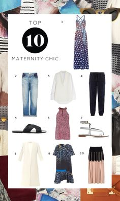 non maternity style for moms to be