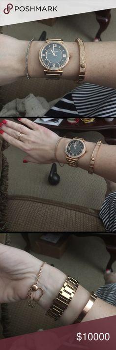 Added photo More photos MICHAEL Michael Kors Jewelry Bracelets