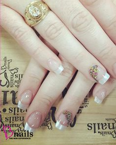 Book Now Best Nail Salon, Minimalist Nails, Salon Services, French Tip Nails, Hereford, Rhinestone Nails, Nail Shop, Cool Nail Designs, Nail Arts