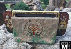 めっちゃすげぇ!ニンテンドースイッチをゼルダの伝説のシーカーストーン風に魔改造 - http://naniomo.com/archives/8862
