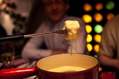 Ridiculously good fondue recipe