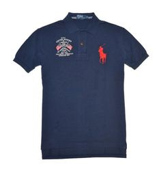 Polo Ralph Lauren Men Classic Fit USA Flag Big « Clothing Impulse