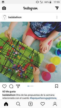 Summer Preschool Activities, Infant Activities, Zumba Kids, Motor Skills, Games For Kids, Kids And Parenting, Crafts For Kids, Montessori Materials, Toddler Fun