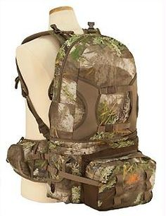Outdoor Z Pathfinder 2700cu in Max-1 Camo   Hauling decoys, gear and extra rain gear? Carrying a bow? Need a fanny pack? How about a daypack, too? Oh, and you want to haul away your meat? Nobody wants to buy 5 different packs for all your different needs, which is why ALPS OutdoorZ has brought you a pack that can accommodate all your hunting needs -- in one pack!