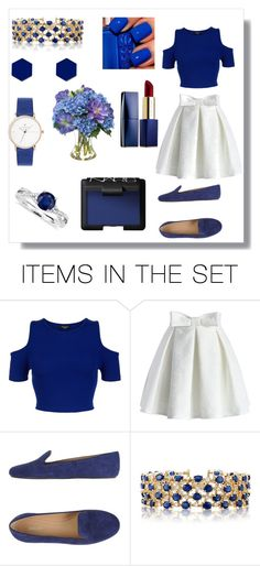 """Midnight "" by zoe-louise-x ❤ liked on Polyvore featuring art"