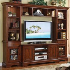 Painting of The Entertainment System Furniture You Need to See