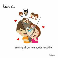 Good or Bad, they are memories to keep! Memories I have of you & I being friends since 2006 - awesome awesome!!! So totally would love to have more but with you <3<3<3