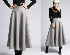 flared 4 gore skirt fashion - Google Search