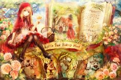 /Red Riding Hood/#1216082 - Zerochan