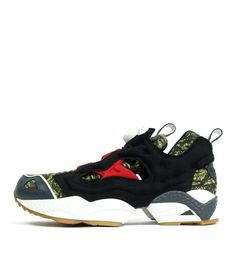 EXPANSION x mita sneakers x Reebok Insta-pump Fury