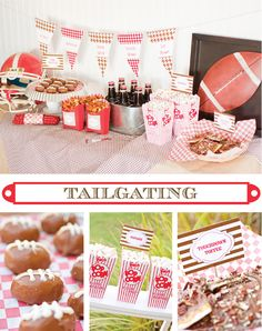 Now this is tailgating with style! We love the Touchdown Toffee with pecans! from the party dress