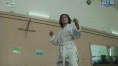 Karate lekcije - seksi skrivena kamera