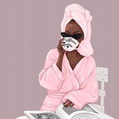 Clipart Chica, Girl Clipart, Mug Printing, Printing On Fabric, American Girl, Star Fashion, Girl Fashion, Camo Pants Outfit, Coffee Clipart
