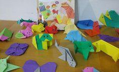 Origami Shapes, Logos, Art, Art Background, Logo, Kunst, Performing Arts, Art Education Resources, Artworks