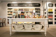 A Little Something delicatessen store by FITCH & Siren Design, Sydney