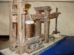 Foro de Belenismo - Miniaturas, detalles y complementos -> Prensa de aceite