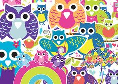 Got a thing for owls!  Must have something to do with the eyes....  ;)