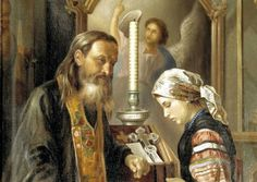 Confession - Relief or Torture? - The Catalog of Good Deeds Receiving The Holy Spirit, Romans 3, Matthew 25, St Ignatius, Kingdom Of Heaven, Holy Week, Faith In God, Confessions, Spirituality