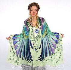 Kimono Wrap foulard fleuri plage couvrir envelopper le