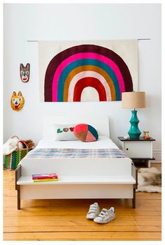 Oeuf Rainbow Rug available at Half Pint Shop - free US shipping!