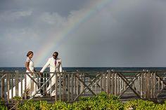 Roshal and Zwade Marshall's Jamaican wedding  A Chic Caribbean Destination Wedding in Jamaica - Munaluchi Bridal Magazine