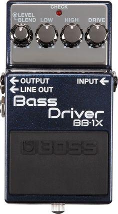 BOSS - BB-1X | Bass Driver