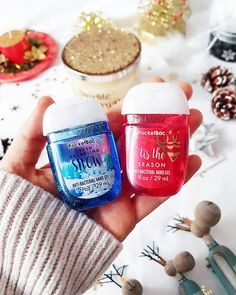 """343 Likes, 16 Comments - Georgiana Cristina Nae (@georgianakristina) on Instagram: """"How cute and sparkly an anti-bacterial hand gel can be? 💖 . . . . . #athousandwishes #pocketbac…"""""""