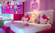 Decked out in multiple shades of pink with one-off accessories galore and a catwalk leading to a full-length mirror, Barbie's dream hotel room is now a permanent fixture at the Hilton Buenos Aires.
