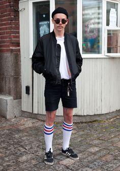 Atte, Hel Looks || Streetstyle Inspiration for Men! #WORMLAND Men's Fashion