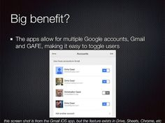 Going Google On Your iPad: What To Expect…