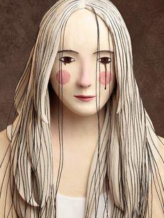 Irma Gruenholz :: Ilustracion con Plastilina / Clay Illustration: Nostalgia