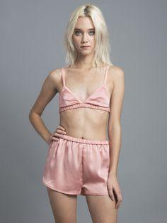 Sexy Amoretu Pink Lingerie Set for Women Pink Lingerie, Pretty Lingerie, Valentine Lingerie, Seductive Lingerie, Lingerie Sets, Fashion Lingerie, Preteen Girls Fashion, Girl Fashion, Womens Fashion