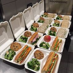 Photos of EARL Canteen, St Kilda Road no Zomato - Lanches saudáveis - # Sandwich Bar, Cafeteria Food, Bistro Food, Party Food Platters, Cucumber Recipes, Cucumber Salad, Food Packaging Design, Cafe Food, Diy Food
