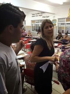 Blog do Inayá: Reunião Pedagógica mobiliza professores no Inayá