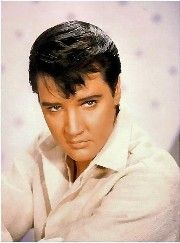 Elvis in a 1960's publicity shot