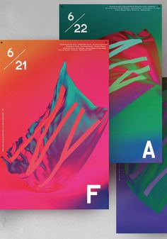 Showcase of Creative Designs Made with Vibrant Gradients