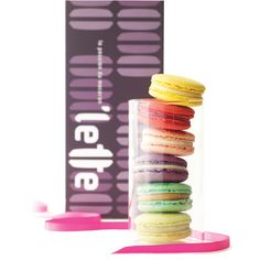 The BEST Macarons | Lette http://www.lettemacarons.com/