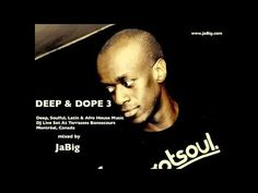 The best House Music is afro deep. This mix by JaBig features a smooth mix of Vocal Deep Soulful Afro & Latin songs for you to lounge on.