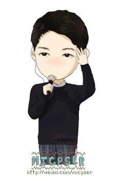 Chun BB Fanart ❤️ JYJ Hearts