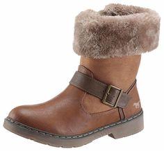 Mustang Shoes Winterstiefelette Jetzt bestellen unter: https://mode.ladendirekt.de/damen/schuhe/stiefeletten/winterstiefeletten/?uid=30b03d29-c480-5b70-a34b-242d9da7ecd3&utm_source=pinterest&utm_medium=pin&utm_campaign=boards #stiefeletten #winterstiefeletten #schuhe #basic