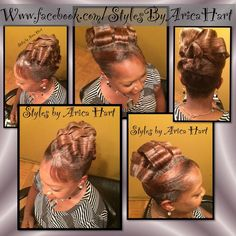Find more on FB & IG.....#updo #style #stylist #hairstyle #hairsalon #style #salon #model #glamour #fashion #Aiken #GA #SC #hair #longhairdontcare #lovemyhair #specialocassion #runway #stylist #beauty #fabulous #haircare