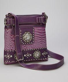 4f74738bf4 purple crossbody hangdbags