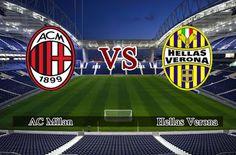 Vezi meciuri de fotbal LIVE pe net , online , pe mobile si desktop !: Vezi LIVE STREAM Online - AC Milan vs Verona - Cop...